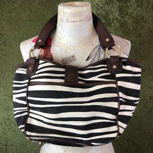 Michael Kors Bags - Michael Kors zebra print bag